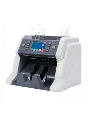 BC-55 Máquina de contar e valorizar notas de diversas moedas, Certificada pelo BCE
