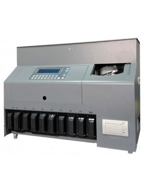 Máquina de contar moedas CS-910S+ Certificada pelo BCE