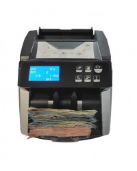 DP-6500E/MI Máquina de contar e valorizar notas, certificada pelo BCE