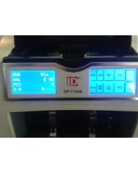 DP-7100E3D Máquina de contar e valorizar notas, Certificada pelo BCE