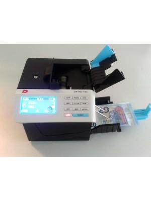 DP-986 Máquina de contar  e valorizar notas, Certificada pelo BCE (Opção: Alimentada por bateria)