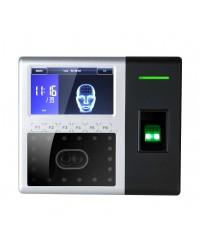 Relógio de Ponto MP-T10 (Software de Gestão Incluído) Reconhecimento Facial Ligação por WiFi Ligação para sirene externa