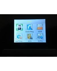 Relógio de Ponto MP-T5 (Software de gestão incluído) Ligação para sirene externa