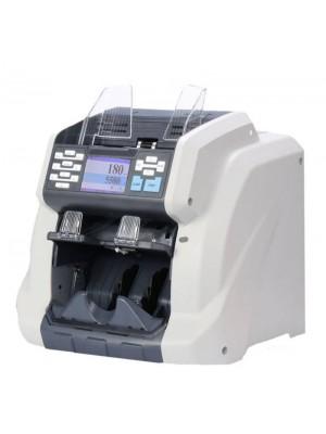 MBCS-160 Máquina de contar e valorizar notas de diversas moedas, Certificada pelo BCE (EUR, USD, GBP, XAF, AOA, CHF)